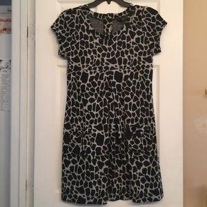 Cheetah Print Dress!